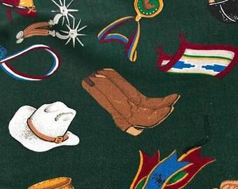 PRE-SUMMERSALE Cranston Print Works Western Fabric