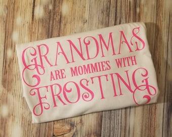 Shirt For Grandma, Grandma Shirt, Funny Grandma, Gift For Grandma, Gift For Her, Funny Shirt, Ladies Shirt, Womens Shirt, Grandma Baking