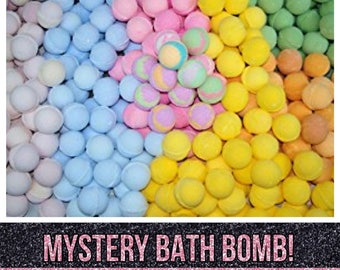 Mystery box bath bomb! For bathing shower bathroom