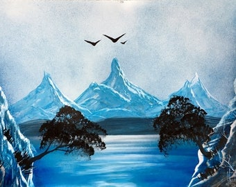 Painting Etsy - Painting art