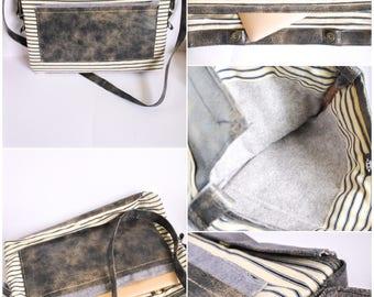 """Handmade shoulder bag / laptop case up to 15"""""""