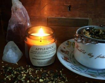 Festive Vegan Eco Soya Candle