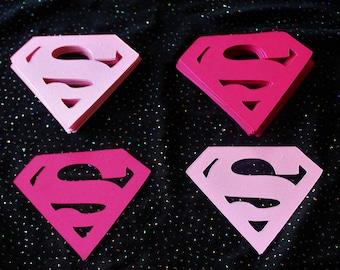 Supergirl Die Cut - 40