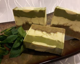 MINT TEA SOAP