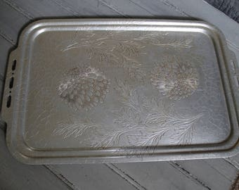 Dandelion Tin Tray