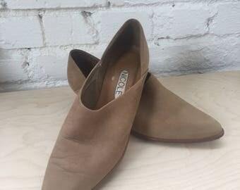 1980's Vintage Womens Bootie Flats