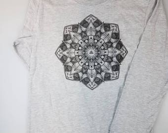 Mandala Long Sleeve