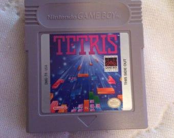 Original GameBoy Tetris in case