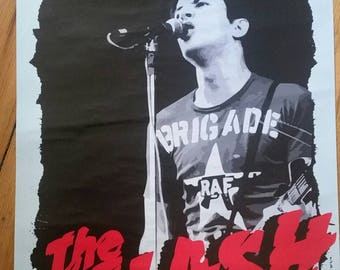 THE CLASH BRIGADEPOSTER