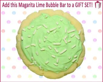 Sugar Cookie Bubble Bar, Margarita Lime, Bath Cookie, Bubble Bar, Spa Set, Bath Gift Set, Spa Gift Set, Bath Gift, Bath Gift Basket, Gift