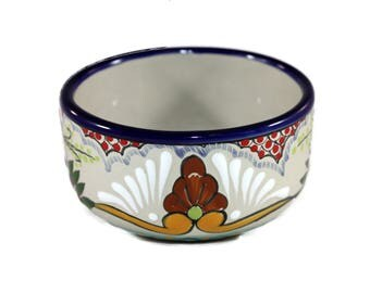 Talavera Salsa Bowl