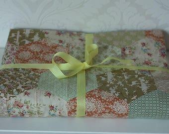Design your patchwork quilt from Tilda fabrics,Custom order,Custom your OOAK quilt,Patchwork quilt,Custom quilt,Made to order quilt,Tilda