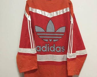 Vintage Adidas Jersey Big Logo