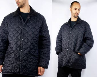 BURBERRYS COAT / Burberrys Trench Coat / Burberrys Jacket / Burberry Coat / Burberry Trench Coat / Quilted Burberry / Quilted Burberrys
