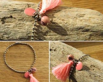 Bracelet ball chain ball chain 16415