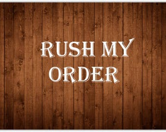 Expedited Order Processing