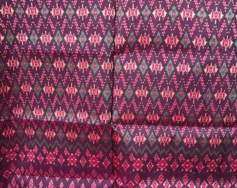 Handmade Silk Fabric 002