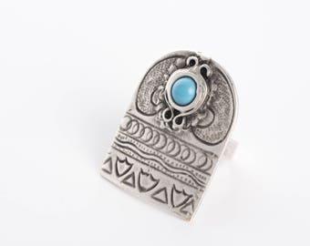 Adjustable Door Shape Ring