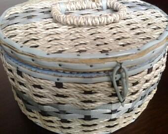 Dritz sewing box  1950