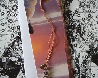 Bookmark ~ bookmark - artist creator - giraffe
