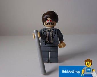 Marvel Daredevil Mat Murdock Minifigure (Lego Compatable)