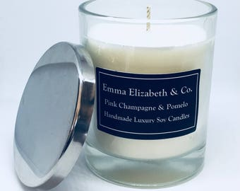 30cl Handmade Candle