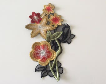 23 * 15 cm embroidery as an ornament to sew