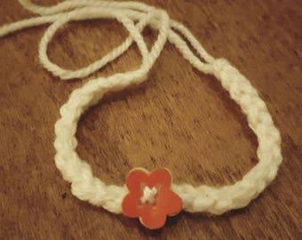 Delicate bracelet brings good luck