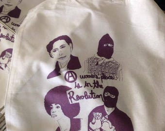 revolutionary women's tote bags