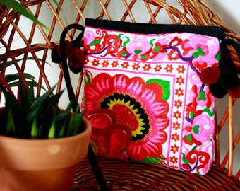 Indian Style Colourful Bag