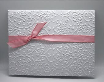 Pretty in Pink Notecard