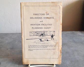 Directory Of Oklahoma Airports & Aviation Facilities Planning Chart