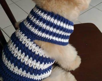 Crochet Dog Clothes
