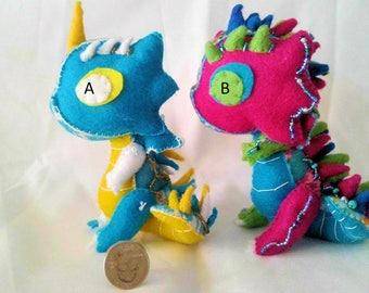 Mardi Gras Dragons