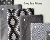15 inch neck pillow and 2 eye pillow covers