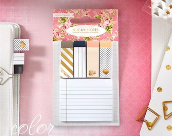 Webster Pages Planner Accent Sticky Notes