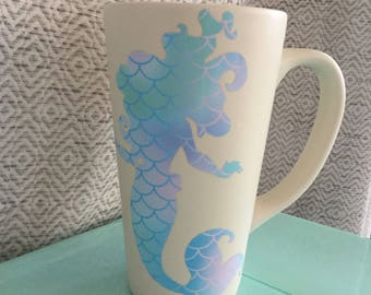 Mermaid scale decal