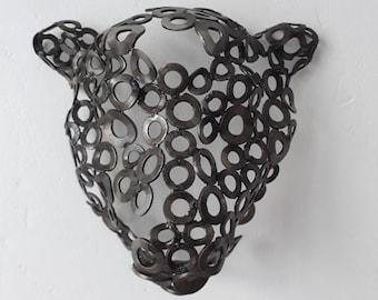 CHEAP SHEEP - Scrap Metal Art Sculpture by the Atilleul