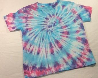 Tie dye t-shirt 4T