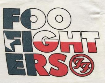 Foo Fighters tour shirt-Austin Texas concert