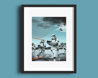 Star Wars - Rogue One Print