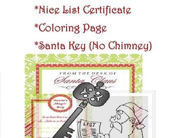 Santa Key Package