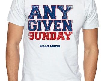 Any Given Sunday White T-shirt
