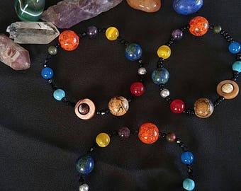 Solar System Stretch Bracelets