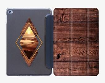Wood iPad Case Smart Cover iPad Air 2 Case iPad Pro 10.5 Case iPad Mini 4 Case iPad Pro 9.7 Case iPad Pro 12.9 Case iPad Mini 2 Case AC4002