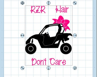 RZR hair don't care