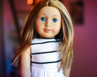 Genevieve | Custom American Girl Doll