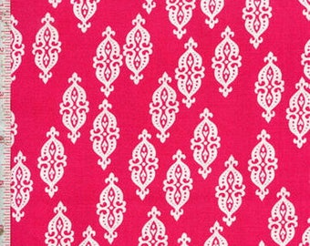 STELLA 117 DEARSTELLADESIGN pink patchwork fabric