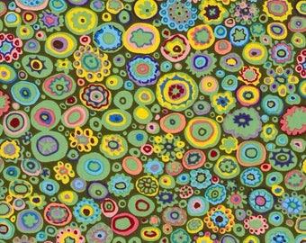 KAFFE FASSET green PAPERWEIGHT GP 20 PATCHWORK fabric