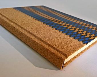 Cork Notebook Paper Cover